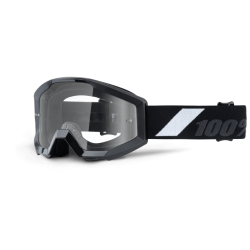 100 Percent MX Brille Strata Jr Goliath Clear Lens