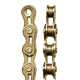 KMC K710SL Super-Light TI-N-Gold Kool Chain