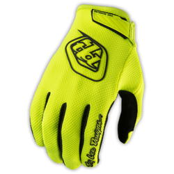 Troy Lee AIR GLOVE YELLOW