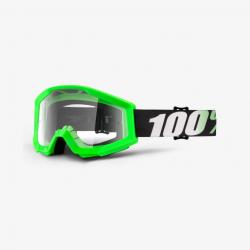 100 Percent MX Brille Strata Arkon Clear Lens