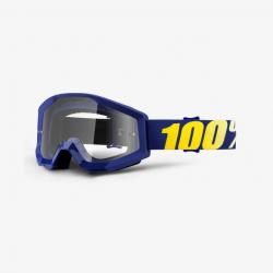 100 Percent MX Brille Strata Hope Clear Lens